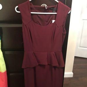Brand New Peplum Dress